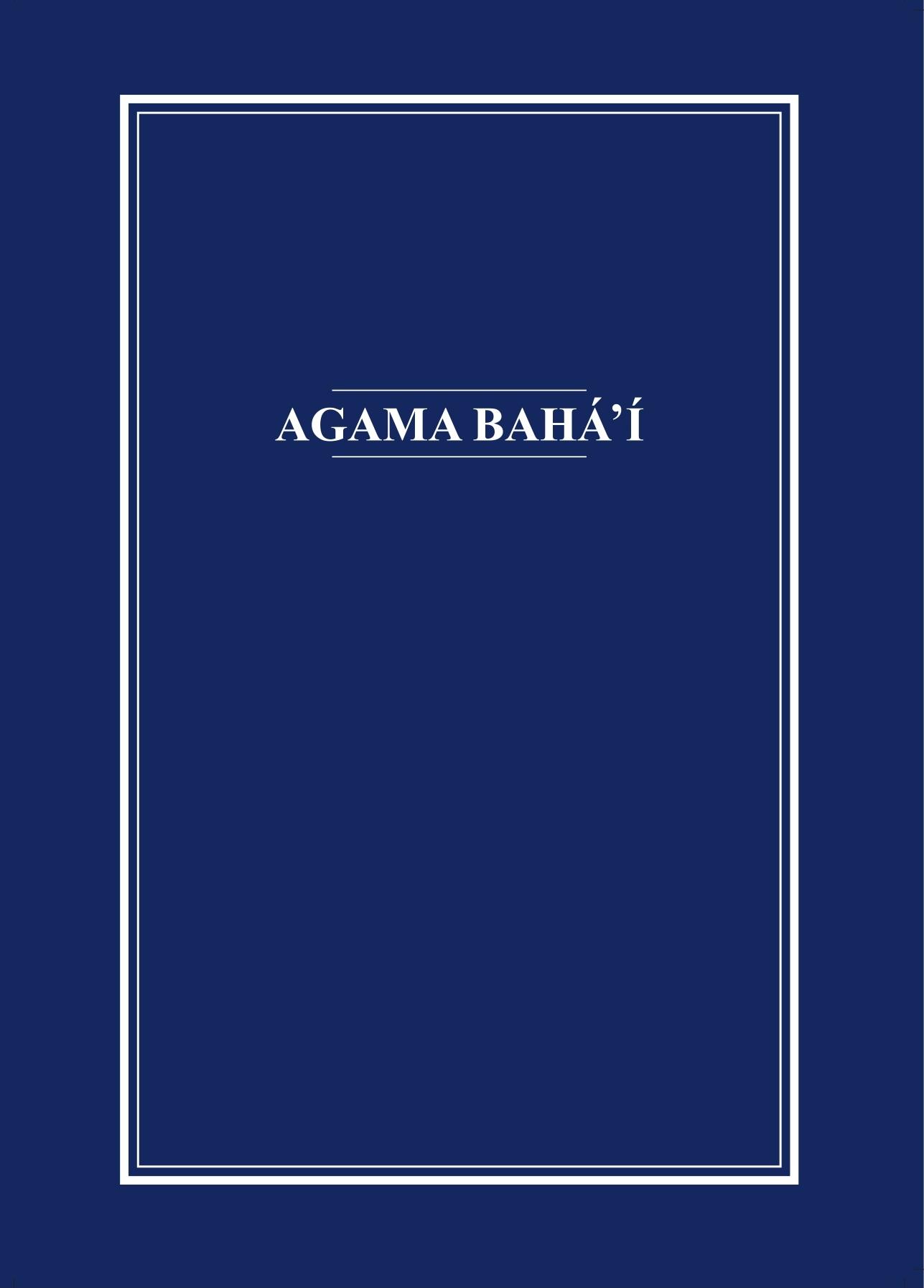 Buku Agama Bahá'í