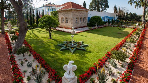 Rumah Bahjí, tempat dimakamkan-Nya Bahá'u'lláh