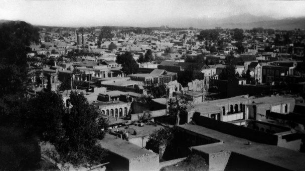Kota Teheran, Iran, tempat dimana Bahá'u'lláh dilahirkan