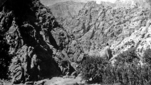 Pemandangan Pegunungan Kurdistan